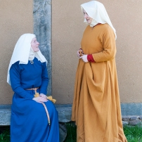 Zwei Bürgerinnen