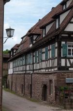 Ein Wirtschatsgebäude aus dem 17. Jahrhundert