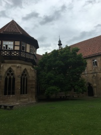 Die Brunnenkapelle von Außen