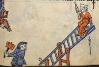 Rutland Psalter, ca 1260, England