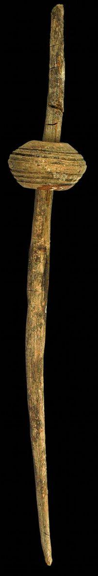 Originale Spindel, Fund aus Hamburg, 1100-1300