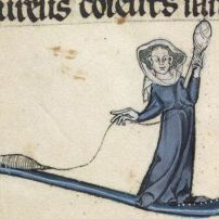 Arthurian romance, 1275-1300, Frankreich
