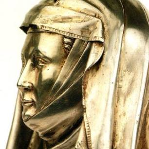 Reliquienschrein von Sankt Gertrudis, 1298, Nijvel, Niederlande