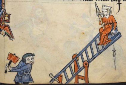 Rutland Psalter, ca 1260