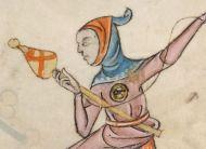 Luttrel Psalter, ca 1340