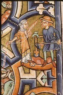 Bible de Troyes, 2. Hälfte 12. Jahrhundert