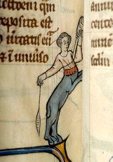 Bibel aus Nordfrankreich, letztes Viertel 13. Jahrhundert